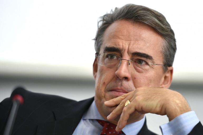 Alexandre de Juniac, directeur général de l'IATA, l'Association internationale du transport aérien.