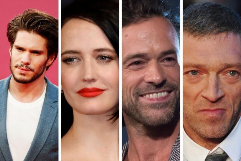 """François Civil, Eva Green, Romain Duris et Vincent Cassel sont au casting des """"3 Mousquetaires"""""""