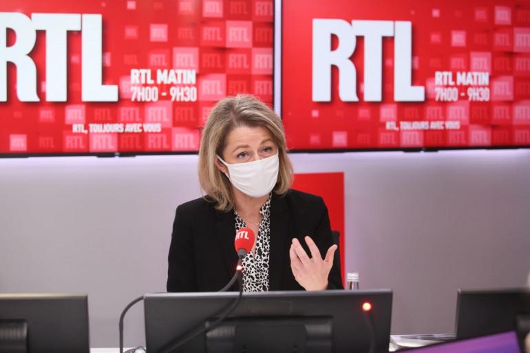 Barbara Pompili revient sur l'annulation de l'expansion de l'aéroport de Roissy-Charles-de-Gaulle le 12 février 2021