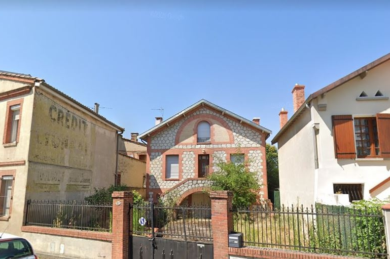 La maison de Roland à Toulouse.