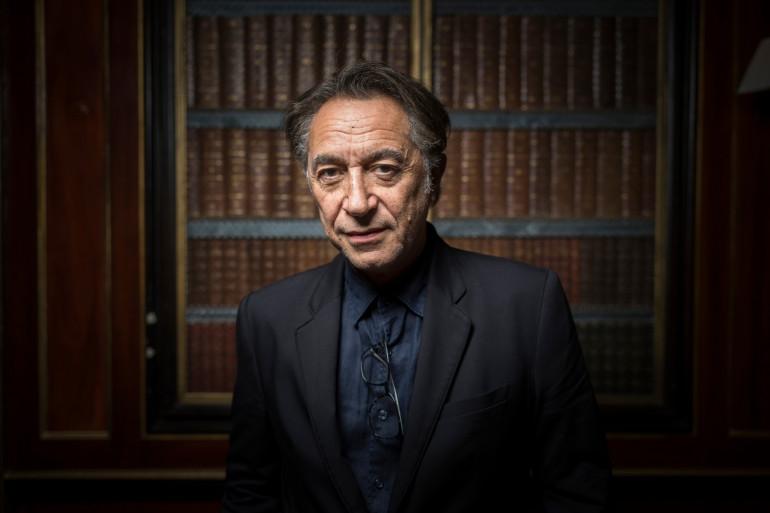 Richard Berry à Paris le 21 septembre 2017