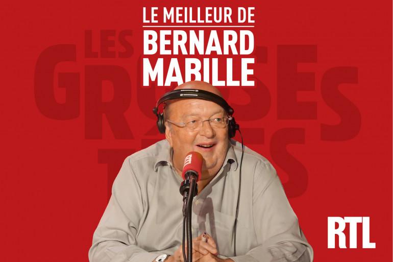 """Le Podcast du meilleur des Bernard Mabille dans """"Les Grosses Têtes"""""""