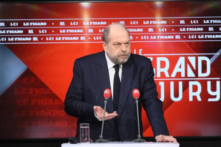 Éric Dupond-Moretti, le 14 février 2021