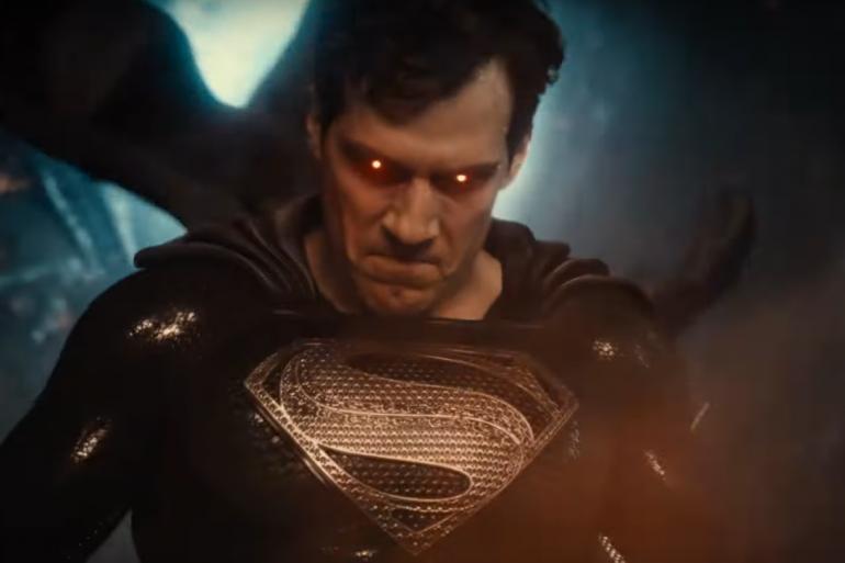 """Superman et son nouveau costume dans """"Justice League"""" de Zack Snyder"""