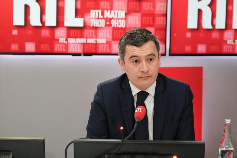 Gérald Darmanin, ministre de l'Intérieur, invité RTL du 16 février 2021