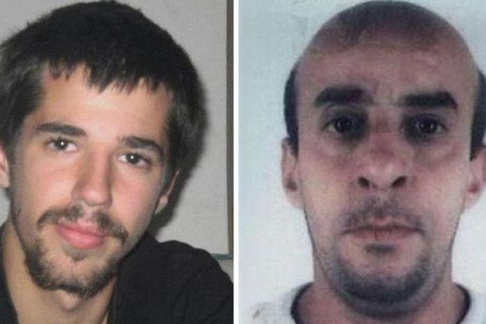 Jean-Christophe Morin et Ahmed Hamadou, disparus au fort de Tamié