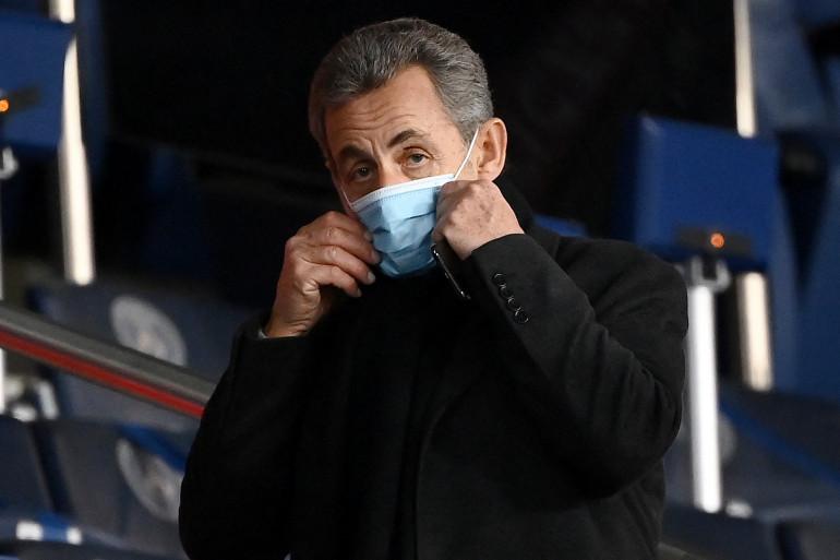 Nicolas Sarkozy, le 22 janvier 2021