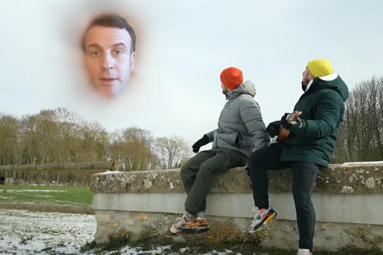 Mis au défi par Emmanuel Macron, Mcfly et Carlito publient leur chanson sur les gestes barrières