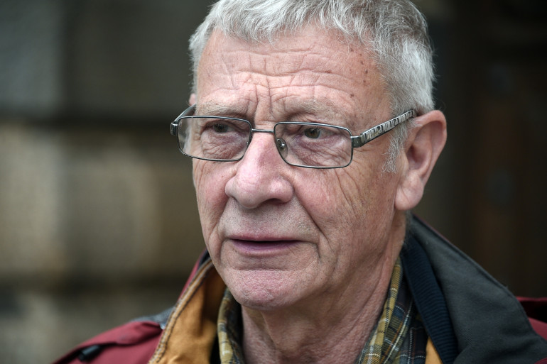 L'abbé Dominique Wiel
