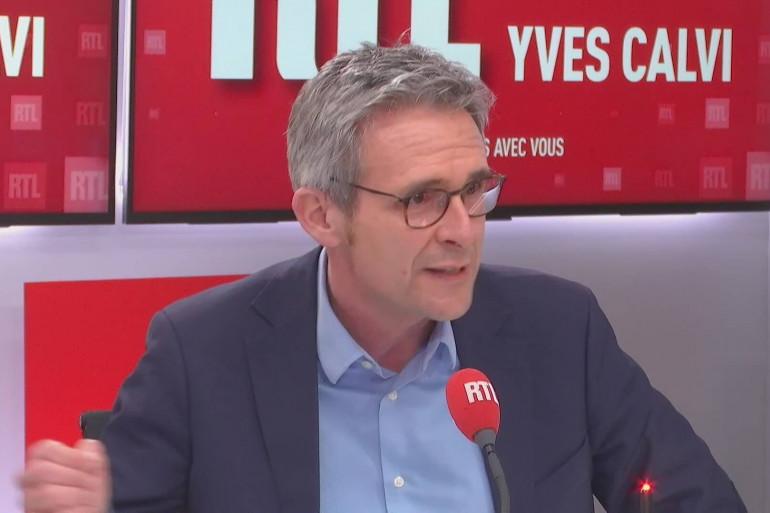Stéphane Troussel est l'invité de Benjamin Sportouch