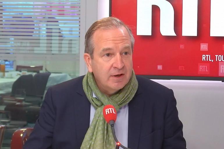Guillaume Roquette le 26 février 2021