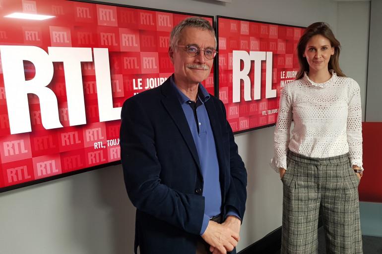 Renaud Van Ruymbeke, invité d'Ophélie Meunier, le 27 février 2021