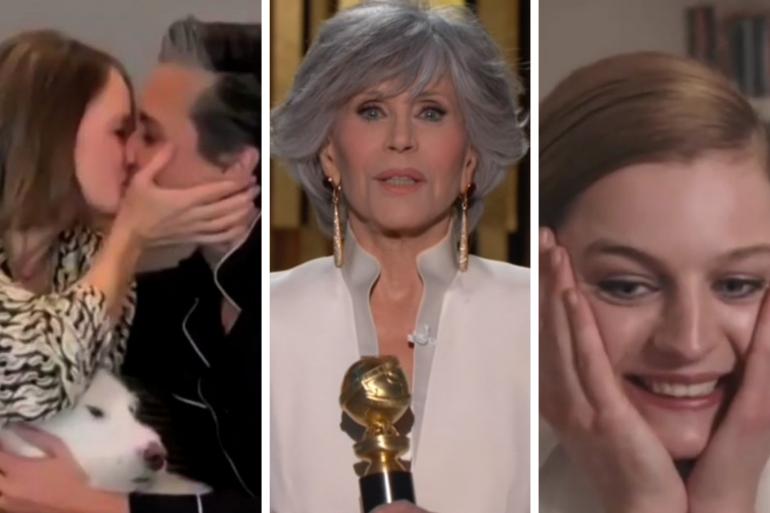 C'est une cérémonie à distance qui s'est tenue pour les Golden Globes 2021