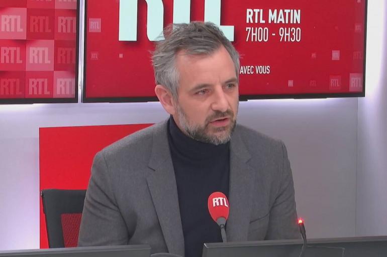 Florian Bachelier, avocat et député LaREM d'Ille-et-Vilaine