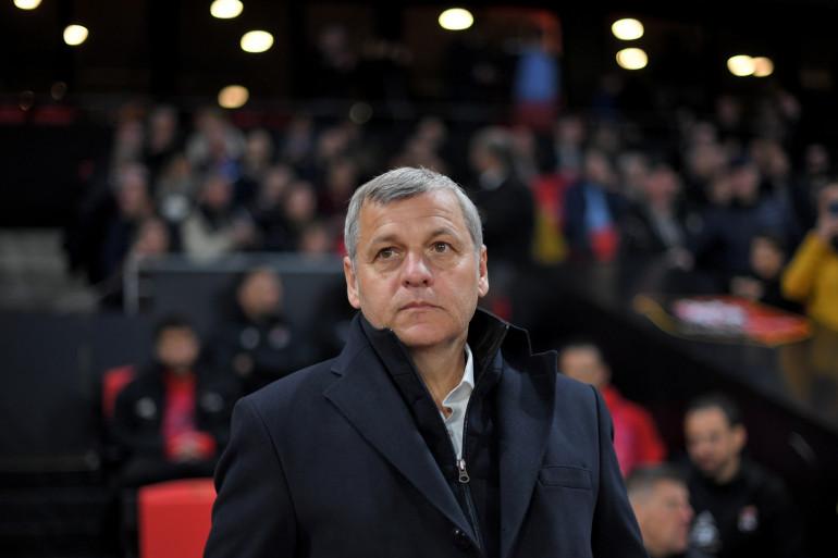 Bruno Génésio, l'ex-entraîneur de Lyon, devrait devenir le prochain technicien de Rennes