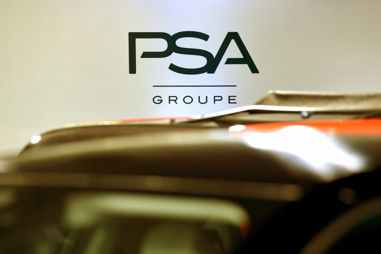 Le groupe PSA (illustration).