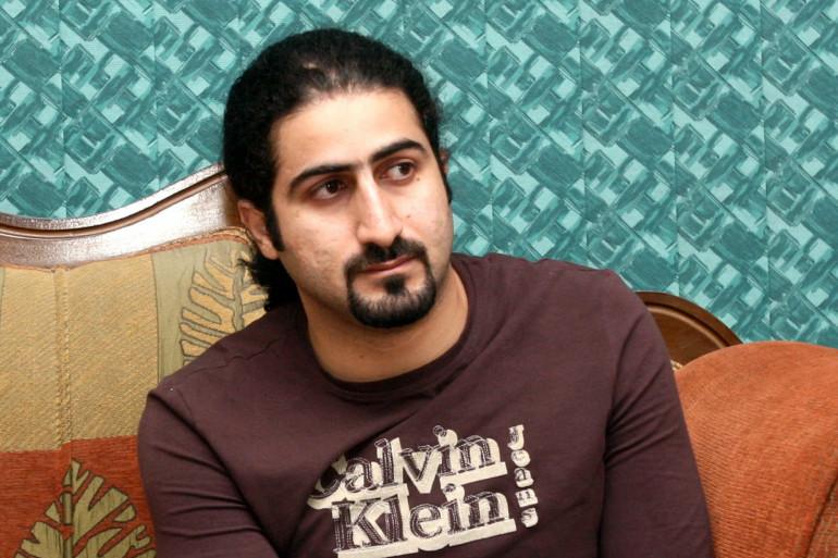 Omar ben Laden, fils d'Oussama ben Laden, le 29 janvier 2008 lorsqu'il avait fait une demande pour emménager en Grande-Bretagne avec son épouse britannique.