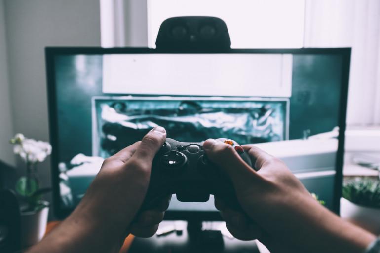 Illustration jeux vidéo