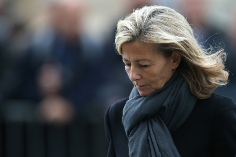 L'ancienne présentatrice du Journal télévisé de TF1, Claire Chazal, le 7 octobre 2013.