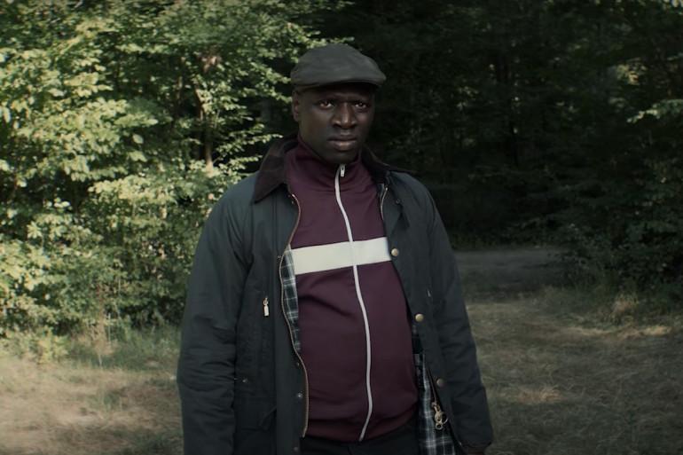 """Assane (Omar Sy) dans la Partie 2 de """"Lupin"""", prochainement sur Netflix"""