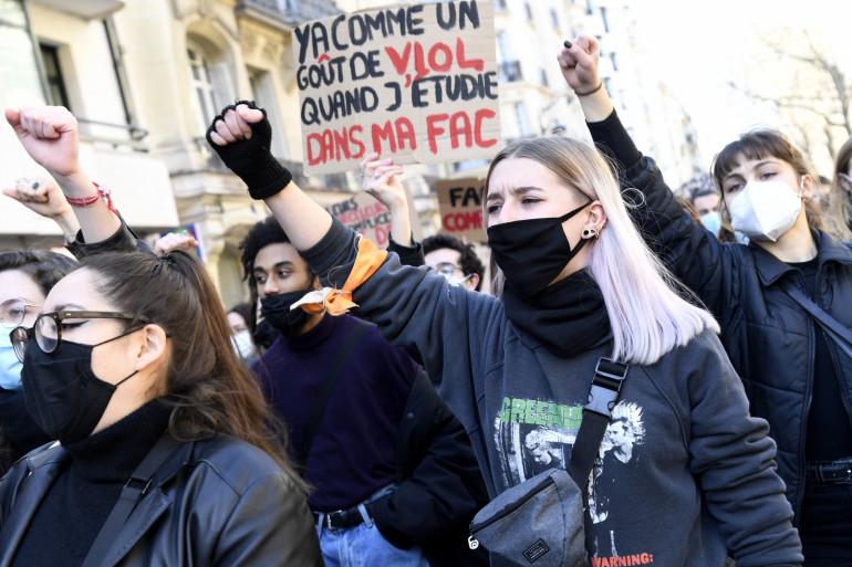 Plusieurs manifestations pour les droits des femmes ont eu lieu ce samedi 6 mars dans plusieurs villes françaises.