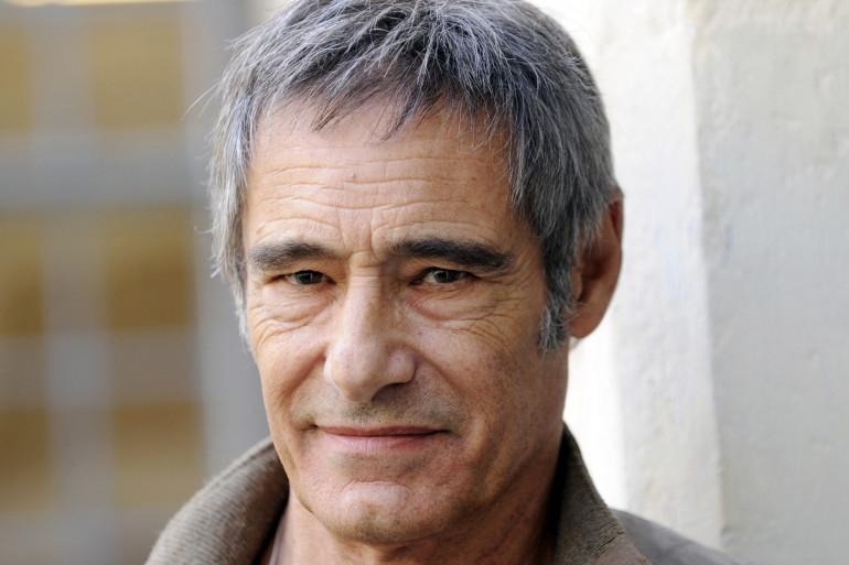 Gérard Lanvin le 10 avril 2014.