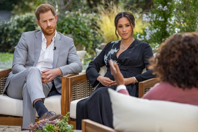 Le prince Harry et Meghan Markle ont donné une interview choc à Oprah Winfrey.