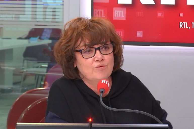 Nathalie Saint-Cricq, invitée dans RTL Soir le 8 mars 2021