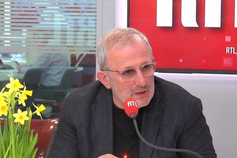 François Pupponi, député Modem du Val d'Oise, invité RTL Soir le 9 mars 2021