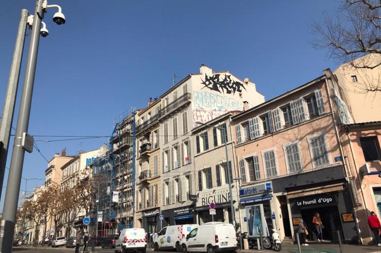 Des caméras de surveillance à Marseille