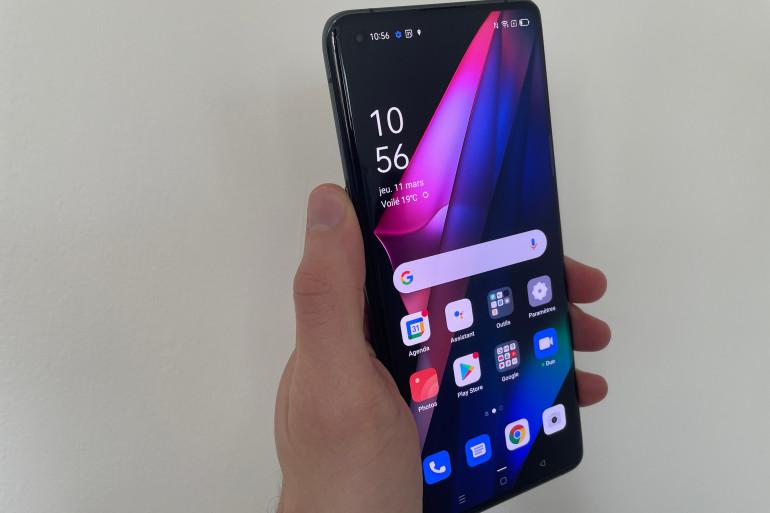 Oppo veut rivaliser avec le Galaxy S21 avec son Find X3 Pro
