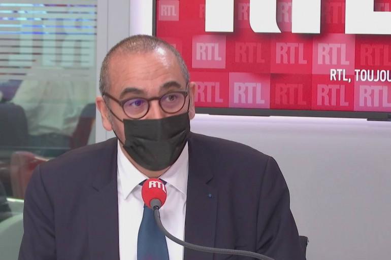 Laurent Nuñez dans RTL Soir, le 11 mars 2021
