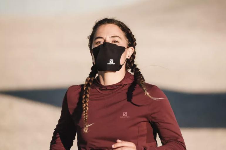 Coronavirus : faut-il porter le masque dans les salles de sport ? (illustration)