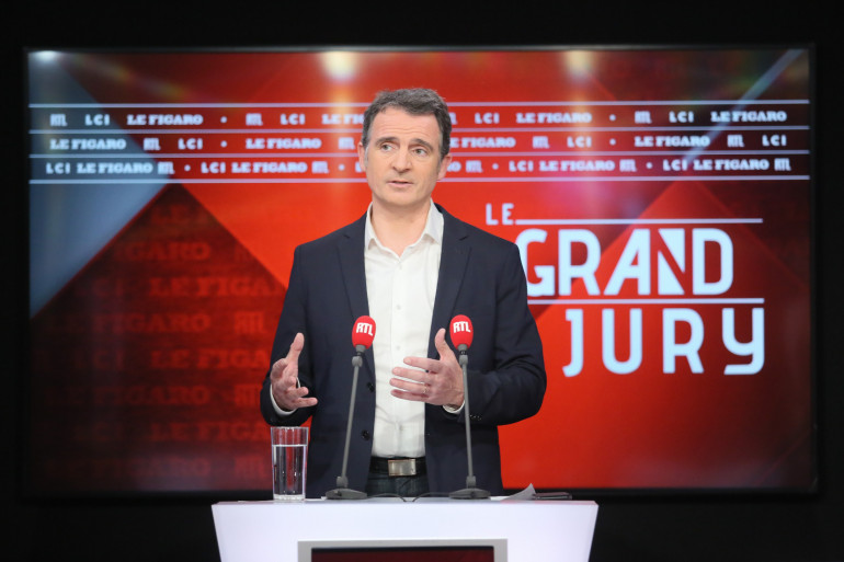 Le maire écologiste de Grenoble était l'invité du Grand Jury le 14 mars 2021