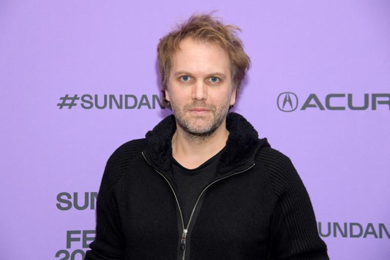 Le réalisateur français Florian Zeller, le 27 janvier 2020, au festival Sundance à Park city, aux États-Unis