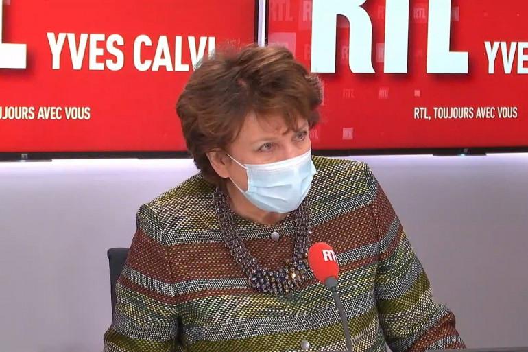 Roselyne Bachelot, invitée RTL du 16 mars 2021