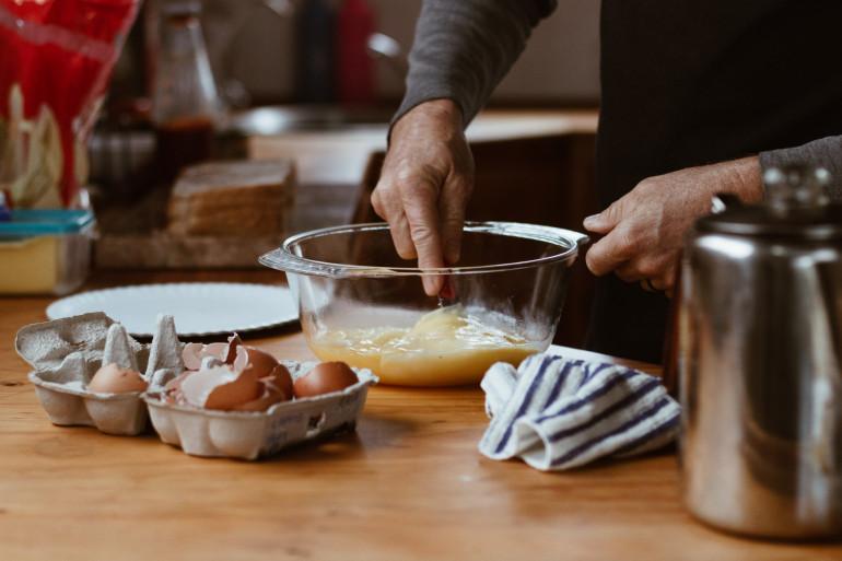 Quoi de mieux que cuisiner pour se changer les idées ?