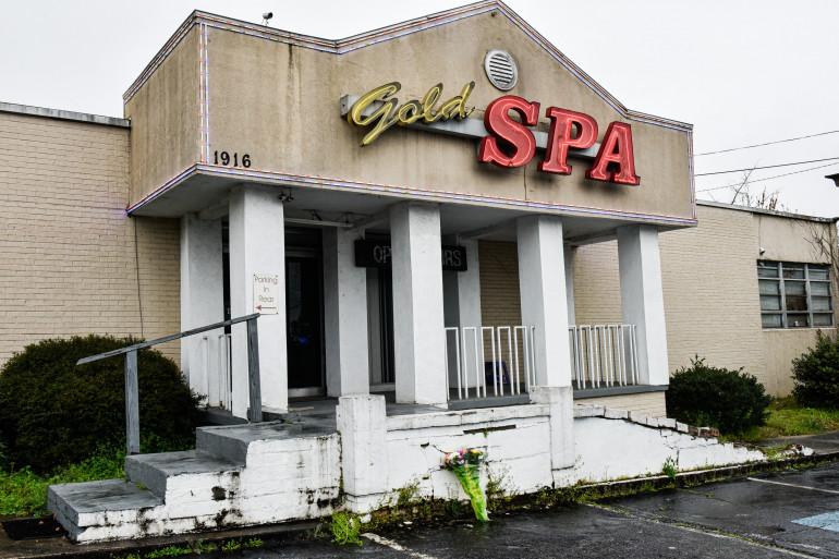L'un des spas attaqués à Atlanta (illustration)