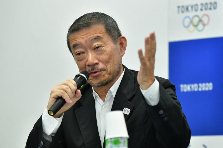 Photo de Hiroshi Sasaki, le directeur artistique des Jeux olympiques de Tokyo.