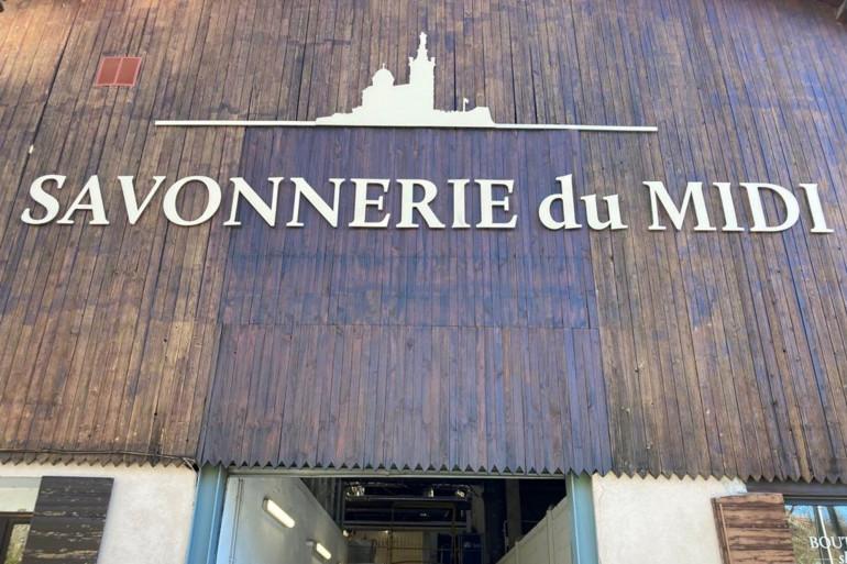 La Savonnerie du Midi, Marseille