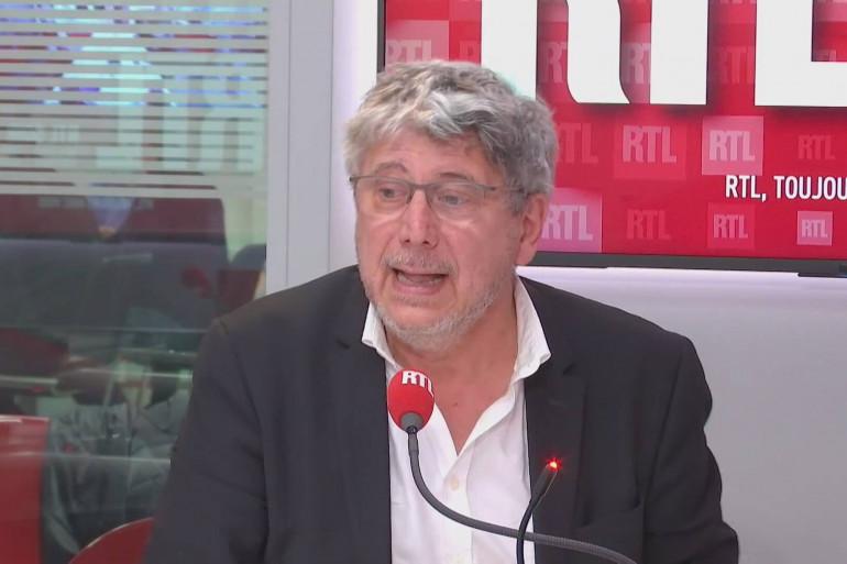 L'invité de RTL Soir du 18 mars 2021