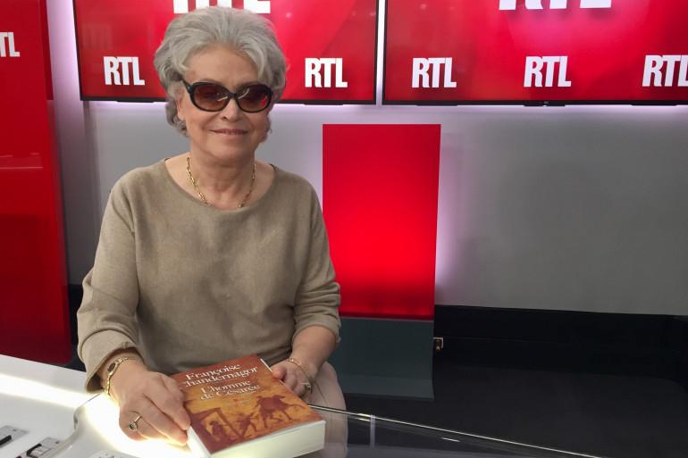 L'auteure Françoise Chandernagor