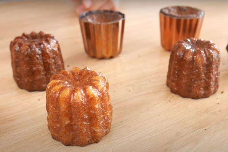 Le canelé est une spécialité de Bordeaux