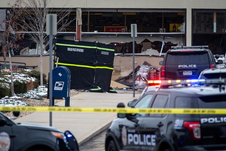 Une fusillade a fait 10 morts dans un supermarché dans le Colorado
