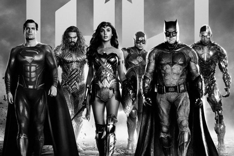 """""""Justice League"""" de Zack Snyder est enfin disponible en France"""
