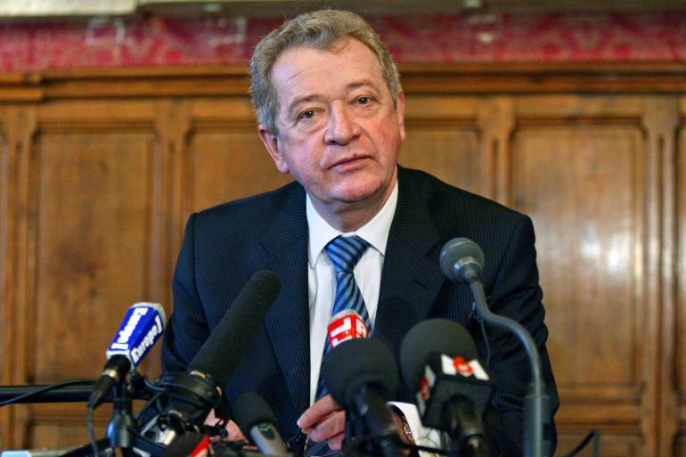 Michel Meurant était le procureur en charge de l'affaire Giraud-Lerbier.