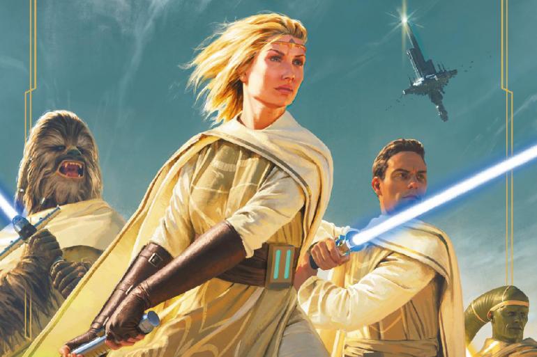 """""""La Lumière des Jedi"""" est le premier tome de la saga """"La Haute République"""""""