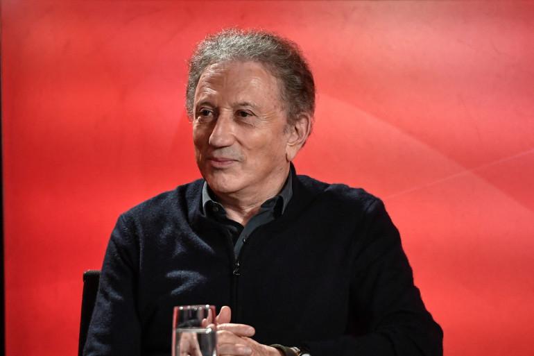 Michel Drucker, le 4 mars 2020 pour la 3000e de Laurent Gerra sur RTL