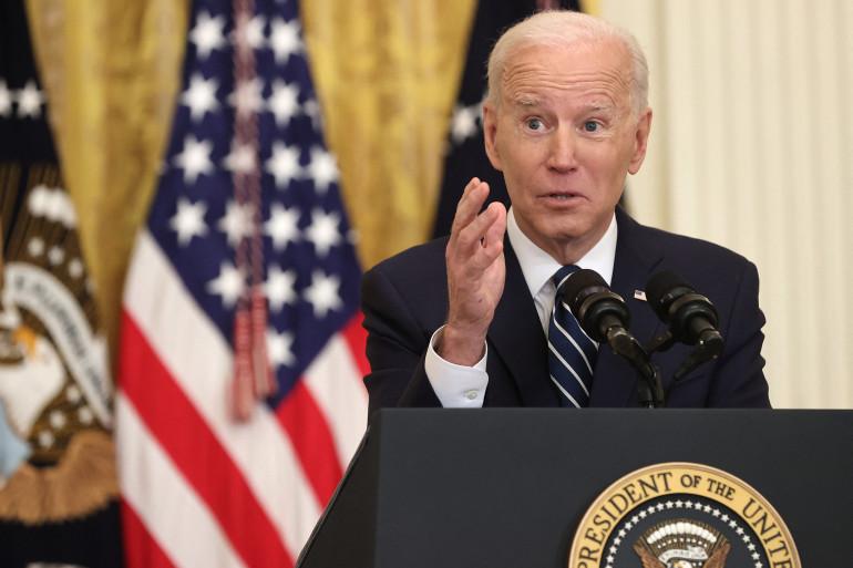 Joe Biden a annoncé jeudi qu'il envisageait de se représenter à la présidentielle américaine de 2024.