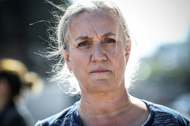 Irène Frachon à l'ouverture du procès du Mediator à Paris le 23 septembre 2019.